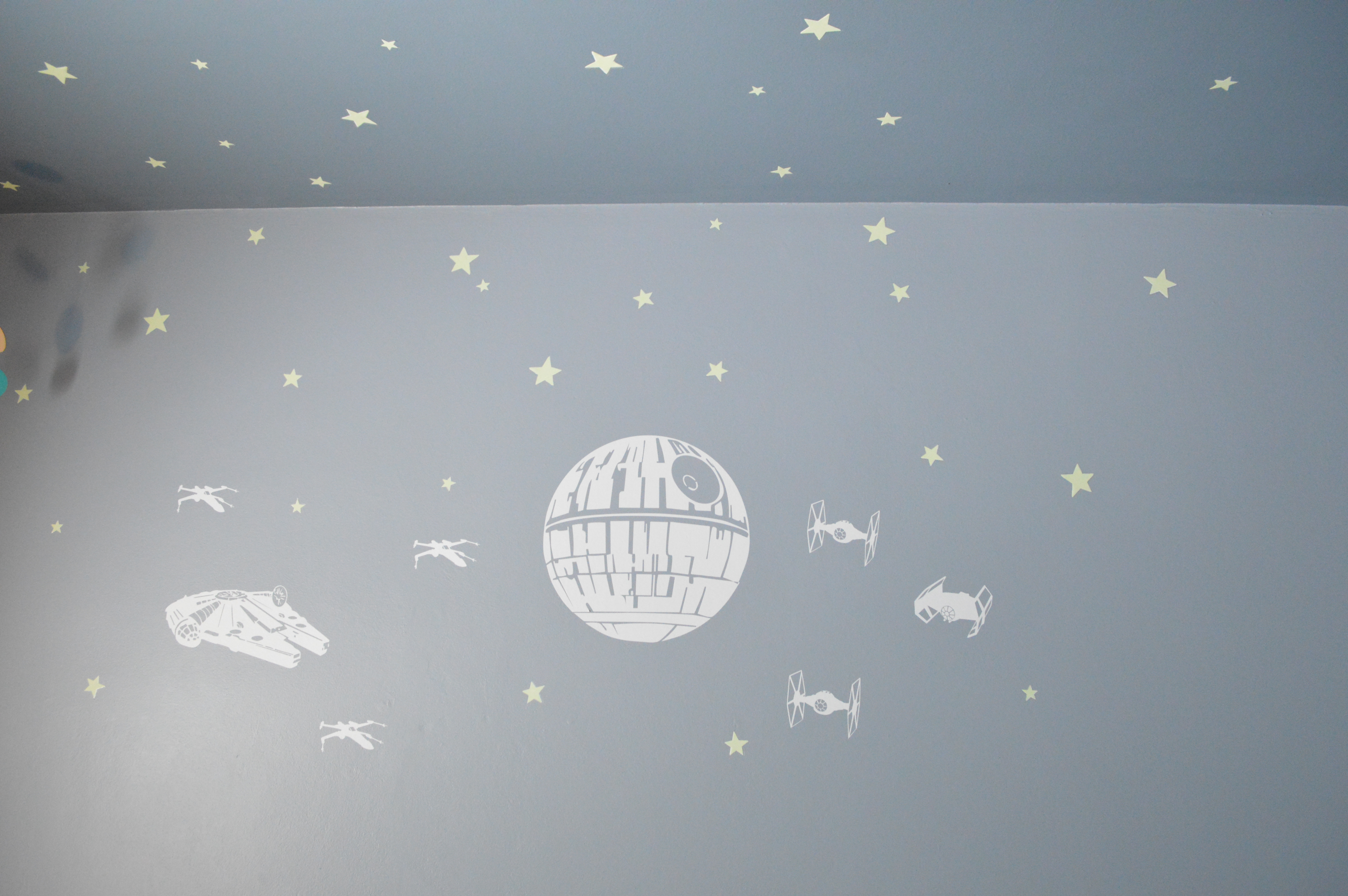 we Got These Star Wars Wall